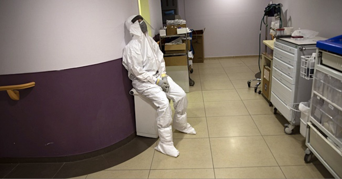 brak miejsc dla pacjentów