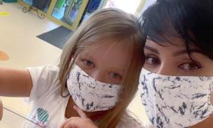 """Dorota Gardias szczerze o zakażeniu COVID-19. """"Zaraziłam się od mojej córeczki"""""""