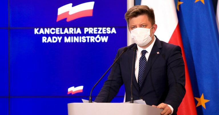 drugi lockdown w Polsce
