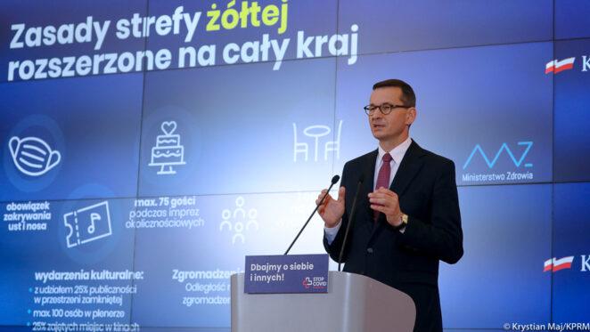 Koronawirus w Polsce 9 października