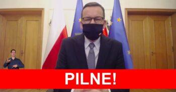 mały lockdown w Polsce