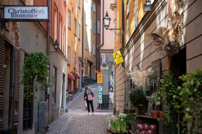 Szwecja uniknie drugiej fali