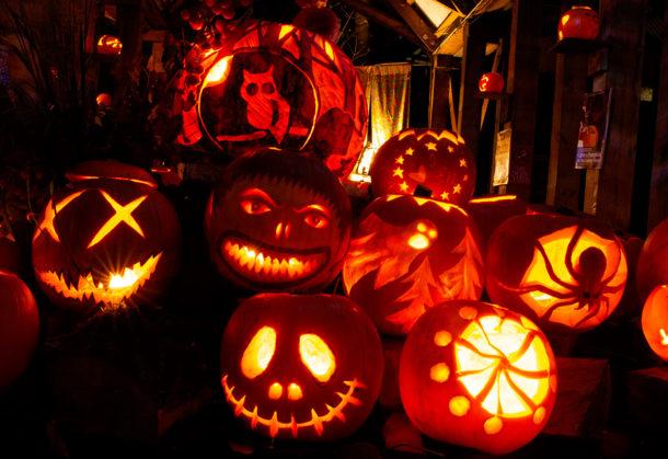 najlepsze przebranie na Halloween 2
