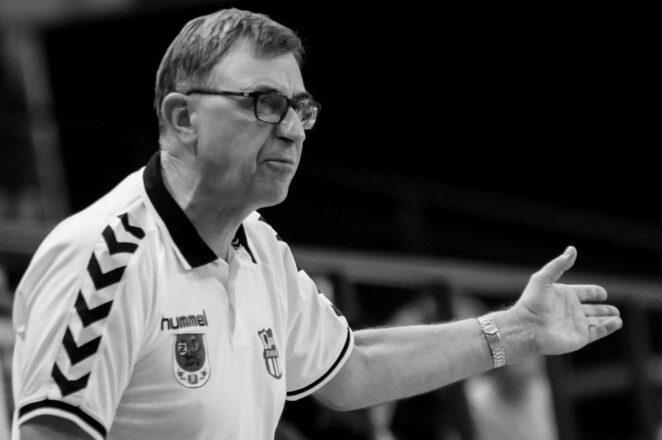 nie żyje trener reprezentacji Polski 3