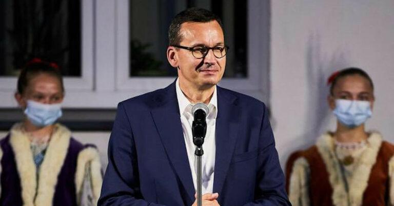 premier Morawiecki pogratulował Dudzie