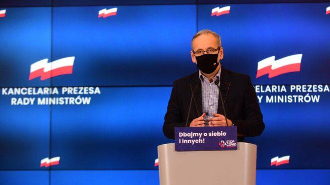Koronawirus w Polsce 23 października