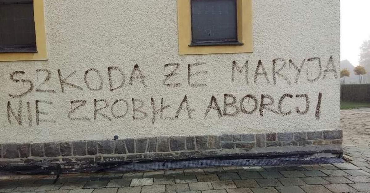 szokujący atak na polskich Chrześcijan