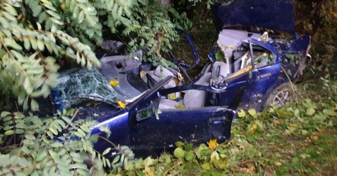 wypadek w okolicy Lublina