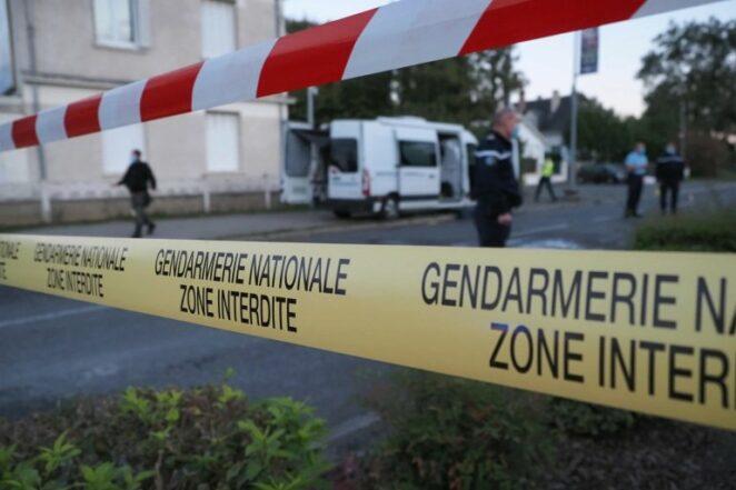 zderzenie samolotów we Francji