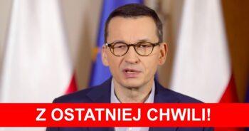 Apel Morawieckiego do protestujących