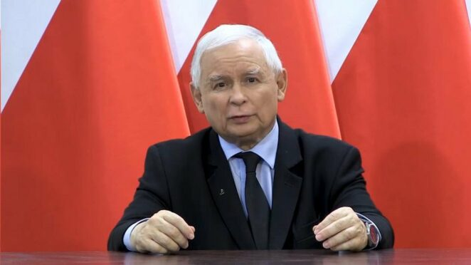 Kaczyński ponownie szefem PiS