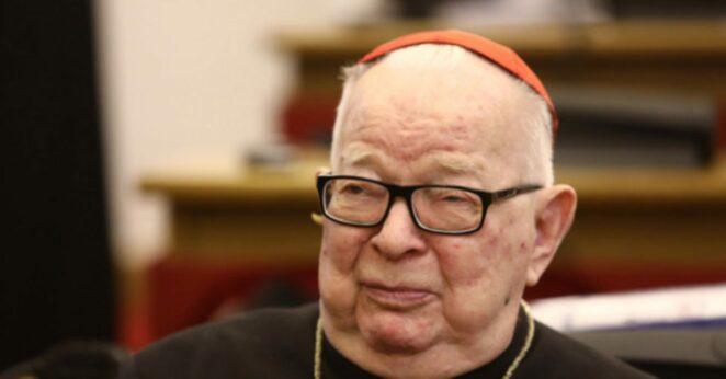 kardynał Gulbinowicz ukarany przez papieża