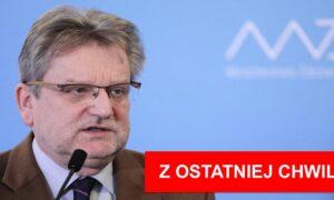 Jarosław Pinkas rezygnuje