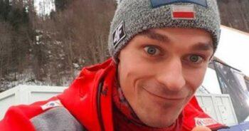 Piotr Żyła pochwalił się nowym rekordem