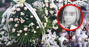 Pogrzeb 16-letniej Pauliny