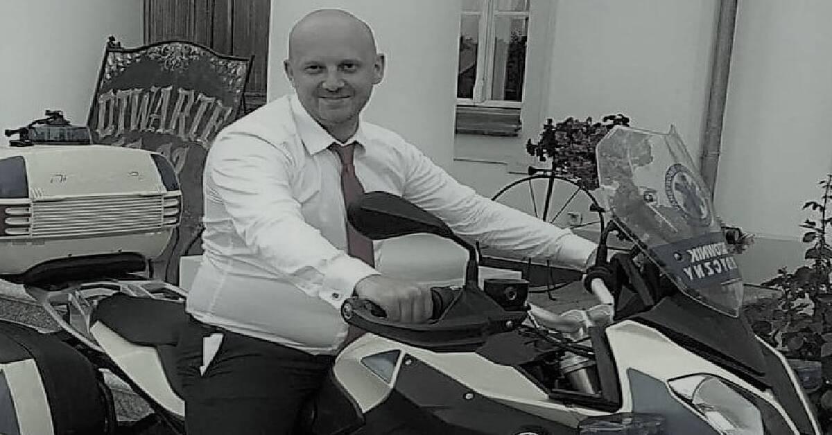 Pogrzeb ratownika z Bydgoszczy