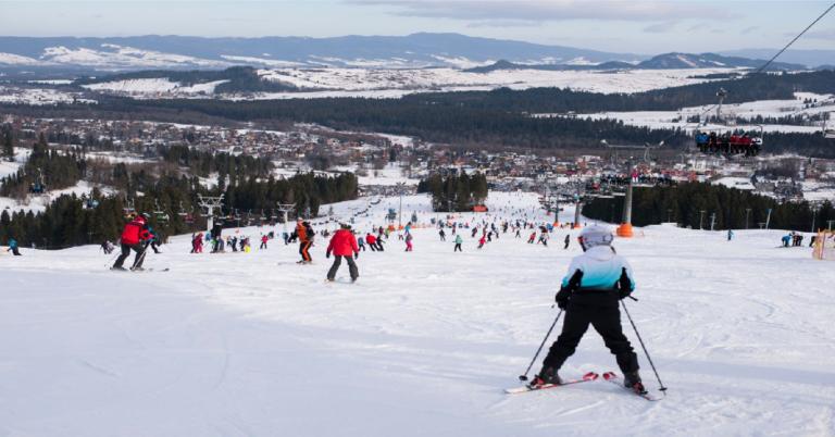 Stoki narciarskie zamknięte