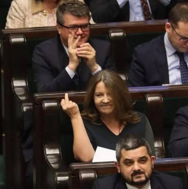 Wpadka Andrzeja Dudy