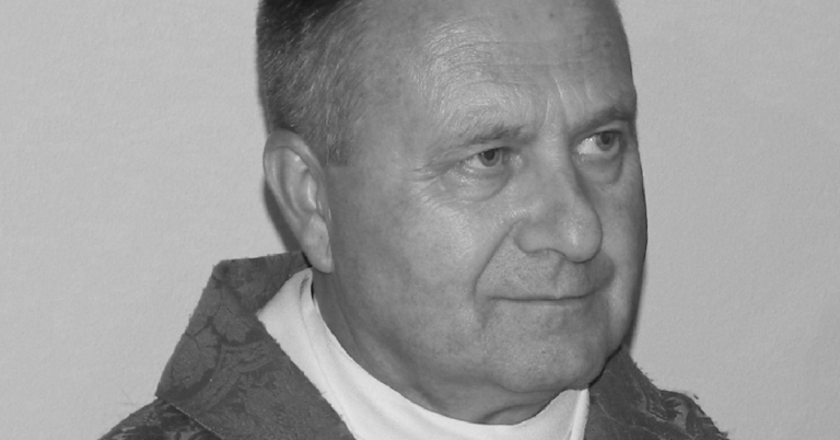 Zmarł ksiądz zakażony koronawirusem
