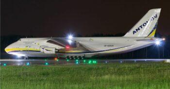 Antonov z Wuhan