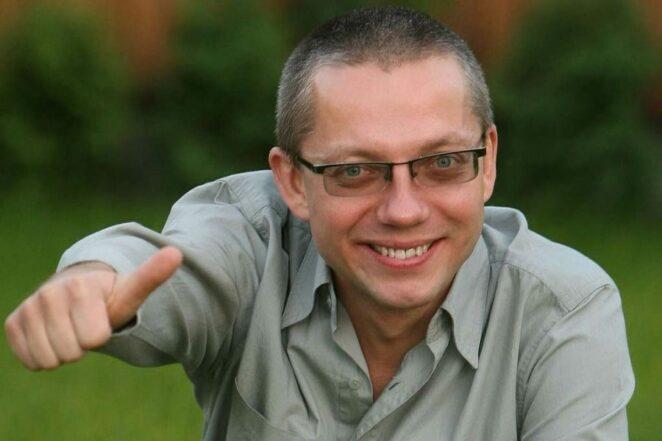 Jacek Łągwa wziął ślub