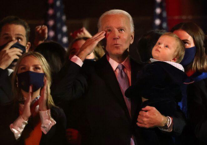 kim jest Joe Biden 2