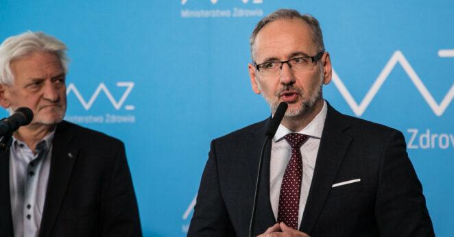 Koronawirus w Polsce 29 listopada