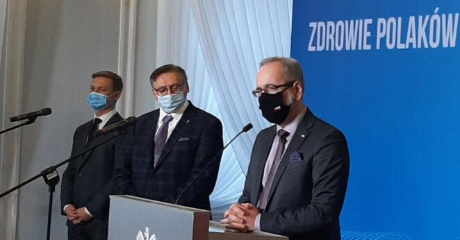 koronawirus w Polsce 22 listopada