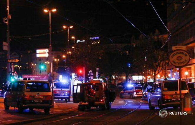krwawy atak ISIS w Wiedniu 2