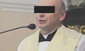 ksiądz skazany za molestowanie