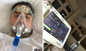"""Wzruszający wpis pacjenta chorego na COVID-19: """"Lekarze uratowali mi życie!"""""""