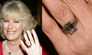 Pierścionek zaręczynowy księżnej Camilli ma fascynującą historię. Wiedzieliście?