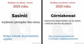 plebiscyt na słowo roku
