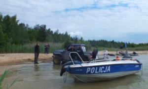 Z jeziora wyłowiono zwłoki dwóch osób. Należą do miejscowych lekarzy