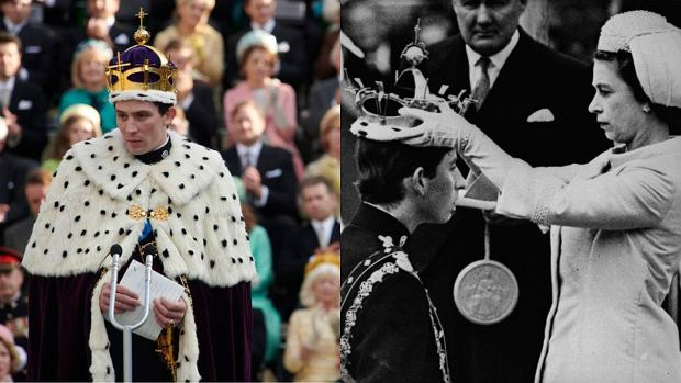 porównanie scen The Crown 4