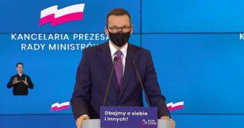 premier przeprosił Polaków