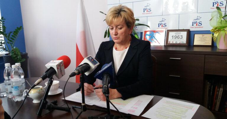 rezygnacja wiceminister zdrowia