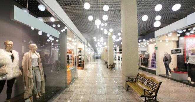 rząd zamyka galerie handlowe