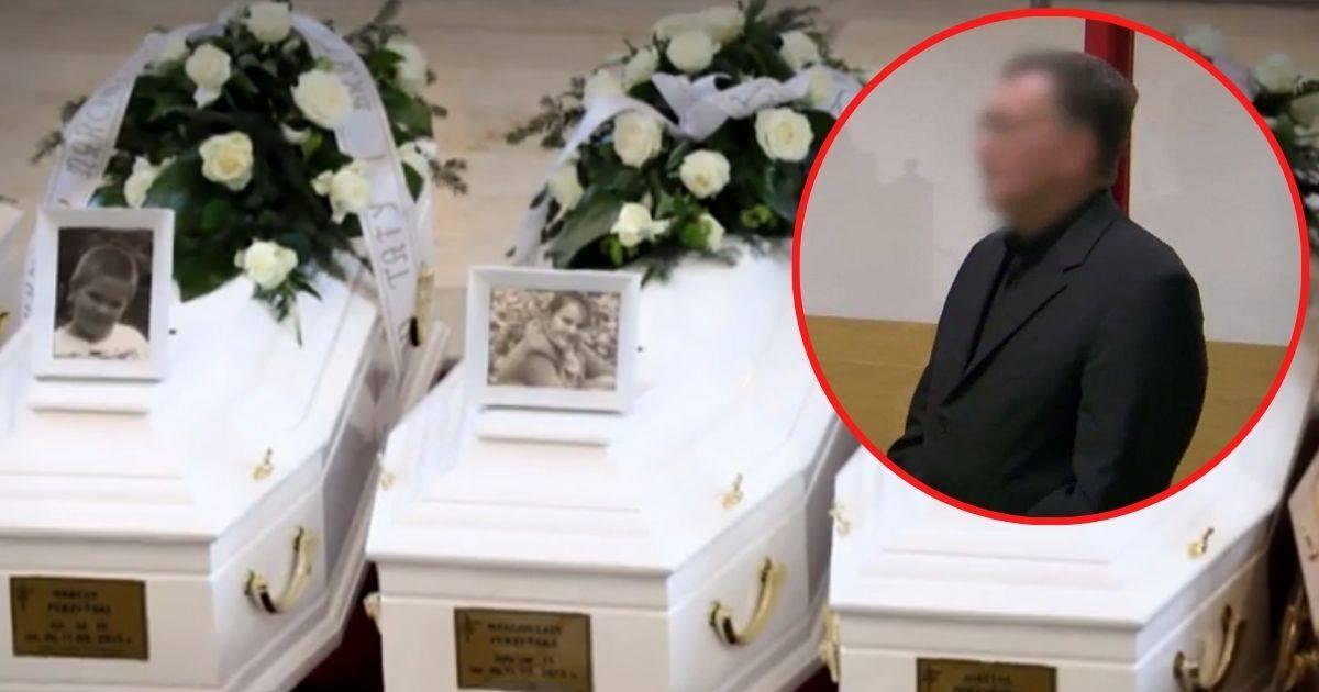 Spalił żywcem żonę i czwórkę dzieci