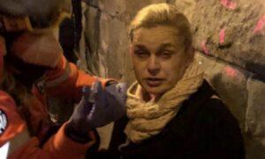 Strajk Kobiet w Warszawie. Posłanka dostała gazem po oczach od policjanta