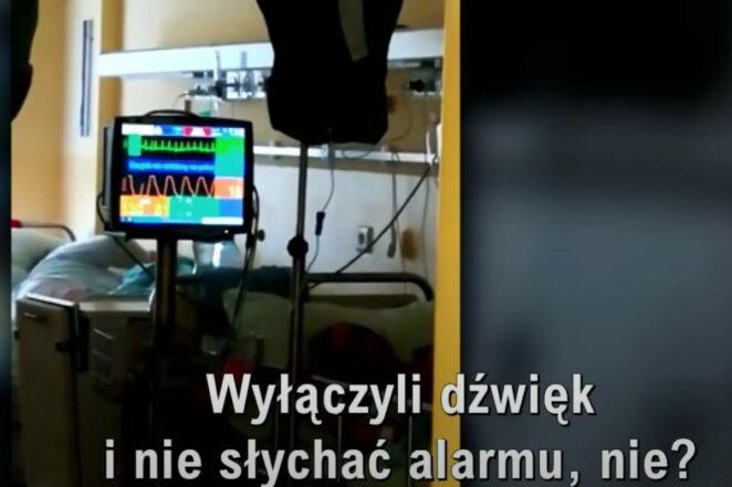 relacja ze szpitala w Poznaniu