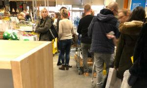 Szturm na IKEĘ. Klienci nie mogli się opanować na wieść o otwarciu sklepu