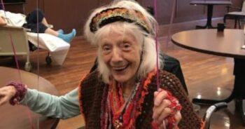 102-latka dwukrotnie pokonała koronawirusa