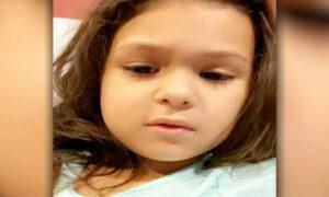 6-latka przegrała z rakiem mózgu