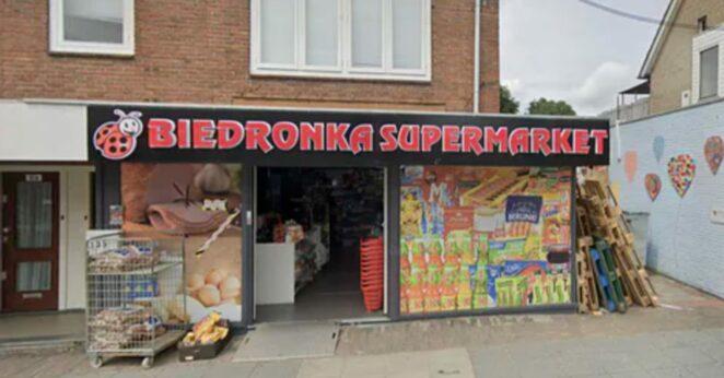 eksplozje w polskich supermarketach