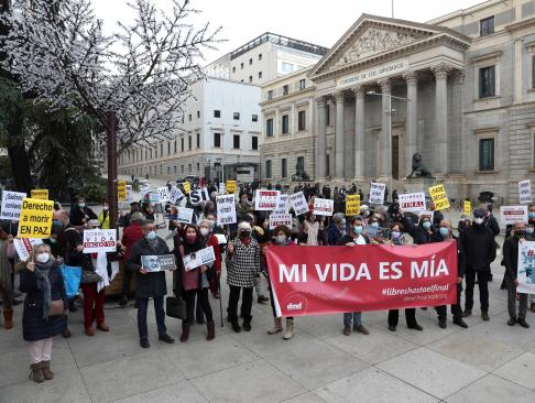 Hiszpania zalegalizowała eutanazję 2
