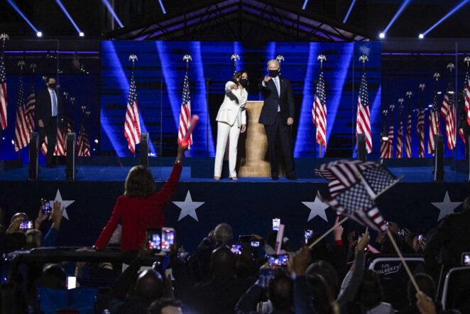 Joe Biden oficjalnie zwyciężył 2