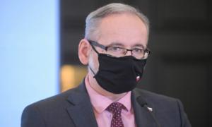 Kiedy nastąpi koniec epidemii koronawirusa? Minister Adam Niedzielski odpowiada