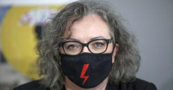Marta Lempart przeżywa koszmar