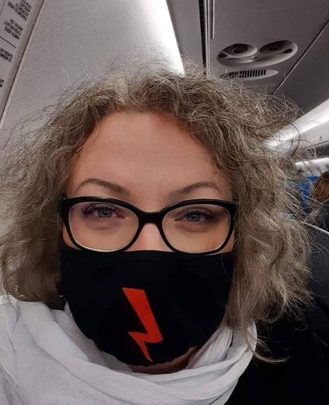 Marta Lempart przeżywa koszmar 4